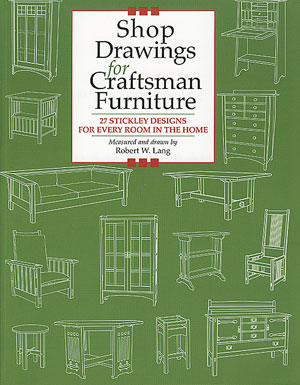 free stickley furniture plans