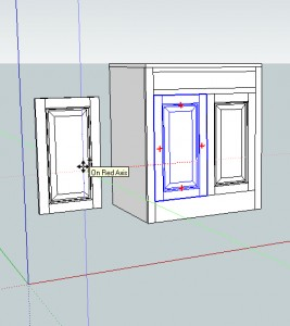 Making a copy in SketchUp