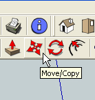 Copy is part of the Move command