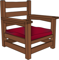 eastwood chair plans