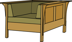 Stickley Furniture Reproduction Plans
