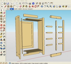 Woodworker's Guide to SketchUp Hangout