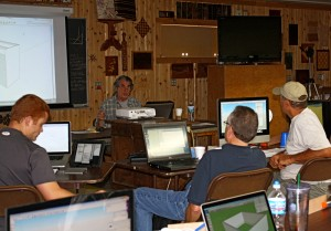SketchUp Class for Woodworkers at MASW