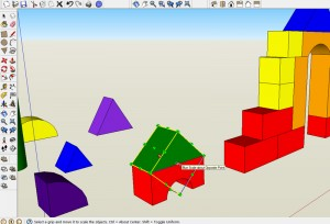 Building Blocks of SketchUp Class