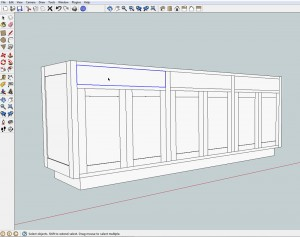 Should Doors and Drawers Exactly Fit Openings