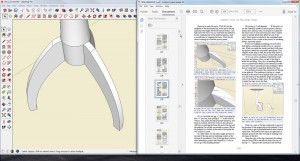 """""""New Woodworker's Guide to SketchUp"""""""