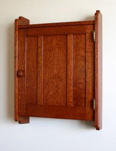 Greene & Greene medicine cabinet by Robert W. Lang