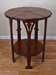 Stickley Poppy Rable Reproduction by Robt. W. Lang