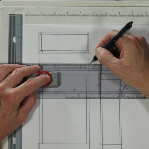 Standard Orthographic Drawing Views